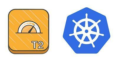 Running Kubernetes cluster on T2