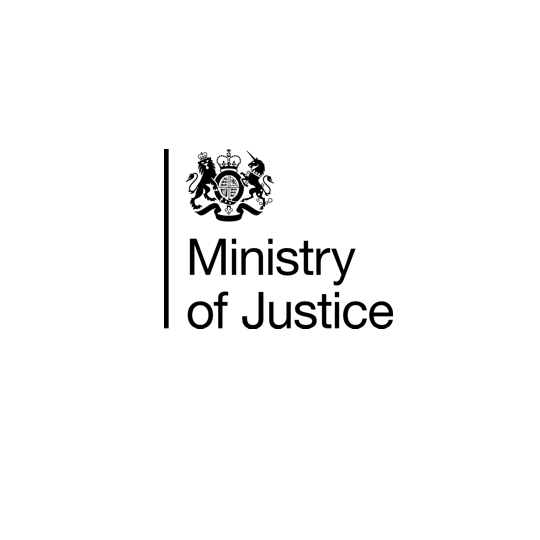 Clients & Case Studies - Ministry of Justice