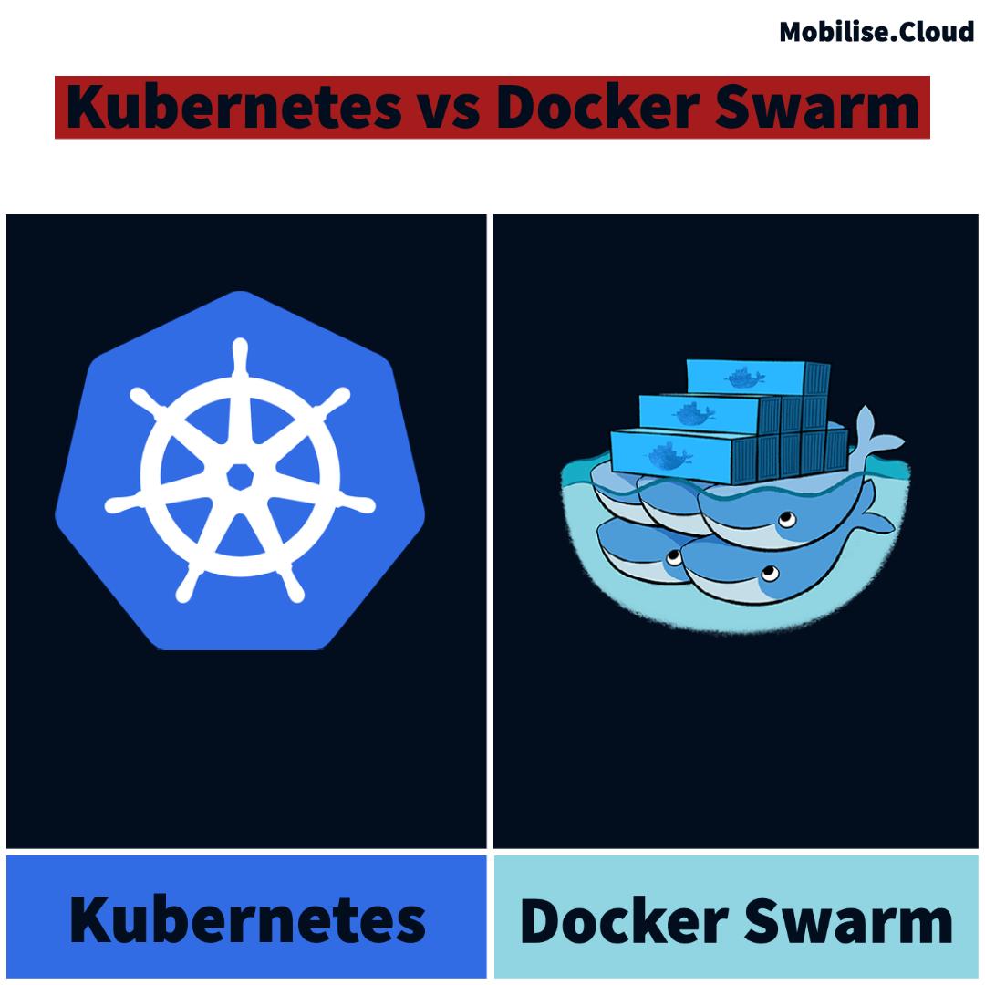 Kubernetes vs Docker Swarm