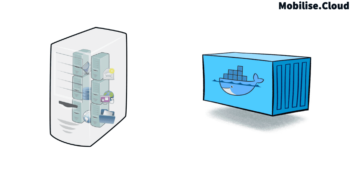 Virtual Machines vs Containers, Virtual Machines vs Containers